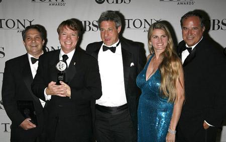 Dan Whitten wins a 2007 Tony Award
